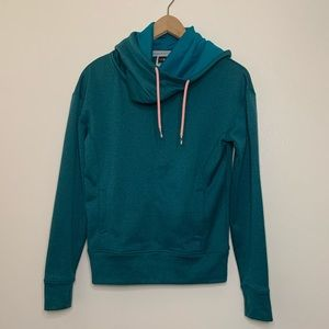 The North Face | Sweatshirt | Teal & Pink | XS